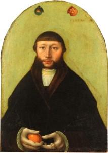 Hans Kemmer, Portrait of the merchant Hans Sonnenschein (1934), St. Annen Museum, Lübeck
