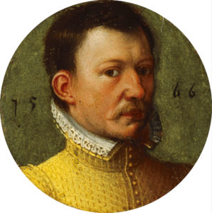 Portrait of James Hepburn, 4th earl of Bothwell, 1566. Image: Wikimedia Commons